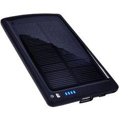 0f09d33b36c Opteka BP-SC4000 Ultra Thin Solar Powered High Capacity (4000mAh) Backup.