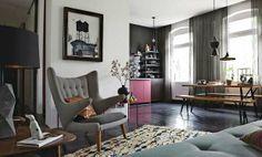 Mieszkanie w bloku - po renowacji