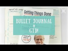 It's finally here! Today I'm showing you how I'm incorporating the GTD system into my Bullet Journal! - - - - - - - - - - - - - - - - - - - - - - - - - - - -...