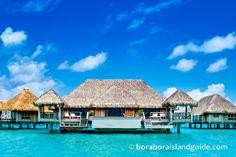 St Regis Bora Bora Over Water Villas & Bungalows: Largest in Tahiti Trip To Bora Bora, Bora Bora Island, Bora Bora Resorts, Bora Bora Pictures, Water Villa, Overwater Bungalows, Vacation Pictures, Vacation Ideas, Dream Vacations