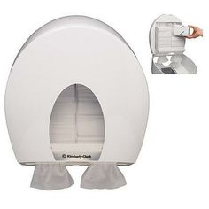 Kimberly Clark Aqua Dual, dispenser pentru hartie igienica, cu dozare economica.