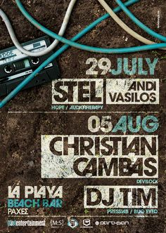 Stel Christian Cambas Poster by ~SeBDeSiGN on deviantART