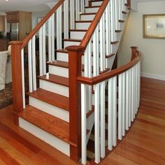 Philadelphia Staircase Photos Railing Design, Pictures, Remodel, Decor and Ideas - page 7