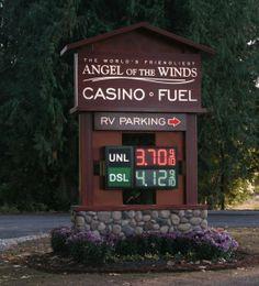 Angel of the Winds Casino