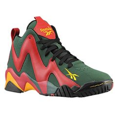 34e70f6f631 Reebok Kamikaze II Mid - Men s Foot Locker