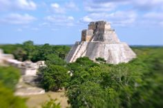 Uxmal, Mexico - One of The most Sought After Tourist Destination in The World