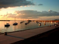 Sunset - Dun Laoghaire