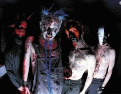 See Mudvayne pictures, photo shoots, and listen online to the latest music. Music Icon, My Music, Chad Gray, Nu Metal, Heavy Metal Bands, Alternative Music, Types Of Music, Film Music Books, Latest Music