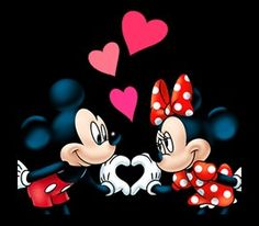 Mickey and Minnie Mouse Disney Mickey Mouse, Arte Do Mickey Mouse, Mickey Mouse Wallpaper Iphone, Mickey E Minnie Mouse, Mickey And Minnie Love, Mickey Mouse Images, Mickey Mouse Cartoon, Cute Disney Wallpaper, Mickey And Friends