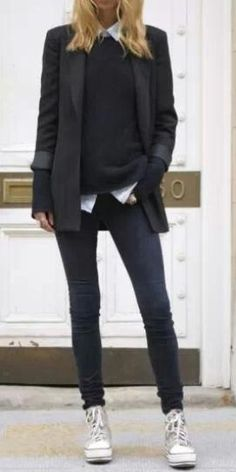 30 Tomboy Outfit Ideas | StyleCaster - http://stylecaster.com/tomboy-outfit-ideas/