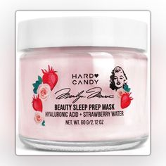 Strawberry Jelly, Candy Makeup, Volume Mascara, Smooth Skin, Dry Skin, Fresh Face, Natural Glow, Hard Candy, Makeup Remover