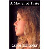 A Matter of Taste (Kindle Edition)By Carol DeVaney