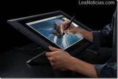 Nueva pantalla interactiva de lápiz Wacom: Para expresarte mejor - http://www.leanoticias.com/2012/11/13/nueva-pantalla-interactiva-de-lapiz-wacom-para-expresarte-mejor/