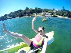 Kayaking, Rose Bay - Wondrous
