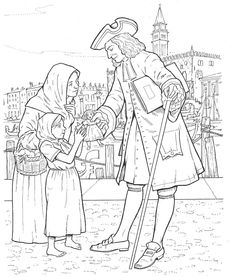 Vivaldi coloring pages Online Coloring Pages, Colouring Pages, Coloring Books, Baroque Composers, Math U See, Free Printable Coloring Sheets, Winter Colors, Season Colors, Classical Music