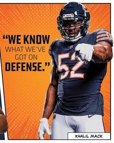 Khalil Mack Chicago Bears Super Bowl d972b229e