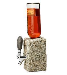 #Groomsmen #Gift Ideas  | Stone Drink Dispenser | Wedding | Alcohol | Beer