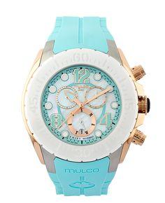 #Reloj #Mulco Colección Deep Lens Color Agua MW1-82197-433