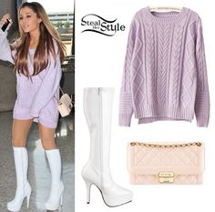 This is in my top 5 for Ariana grande style this has to be no.2