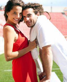 USA World Cup Soccer Player Kyle Beckerman's Engagement Session | Matt Clayton Photography | blog.theknot.com