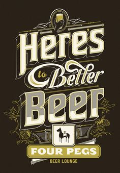 Here's to Better Beer by Bryan Patrick Todd