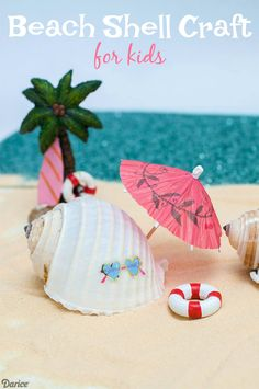 DIY Summer Beach Shells