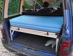 [Peugeot Partner Rancho 2.0 HDI - 2003] Blauet petit
