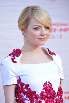 My Red Carpet Style Icon... Emma Stone