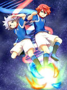 Fubuki and Hiroto