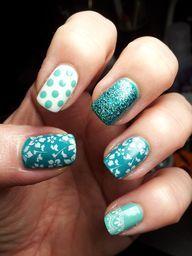 Beauty nails: Recent NOTD