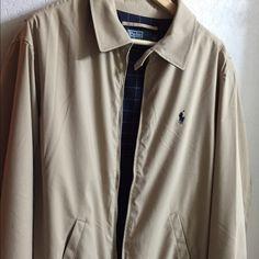 Polo Ralph Lauren USA Men Down Beige Jackets