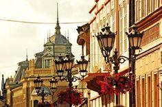 Novi Sad, the capital of Vojvodina