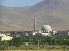 IRAN: ALL NUCLEAR ACTIVITIES WILL CONTINUE UNDER FINAL DEAL - The Iranian nuclear program's water reactor at Arak. Photo: Wikimedia Commons.