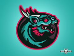 Foo Dog Logo on Behance