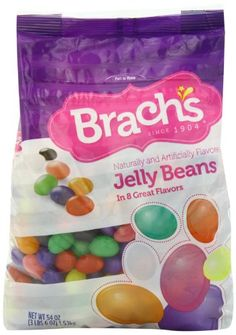 Brach's Jelly Beans, 54 Ounce Brach's,http://www.amazon.com/dp/B00AZMF8O6/ref=cm_sw_r_pi_dp_zjwrtb0E9CGEJM7G  We all LOVE Brach's Jelly Beans. We've bought other brands, but for good old classic jelly beans, no others compare. With Jacob's braces he can't have them right now, and it's breaking his heart! Maybe by next year?