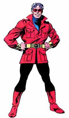 Image result for wonder man red jacket frank cho avengers