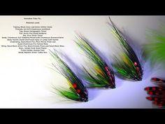 Tying The Heineken Salmon:Steelhead Fly by Davie McPhail - YouTube