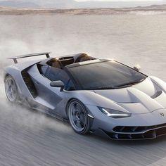 The Lamborghini Centenario Roadster  #blkvis