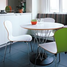 Sprite Stacking Chair   For the Holiday Hosts   Holiday Gift Guide   Knoll
