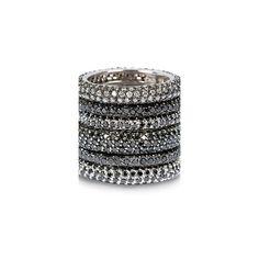 le vian stackable diamond rings