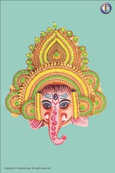 Buy Decorative Masks Online India Masks Making Is Quite Famous In Purulia Wbthis Mask Is Of