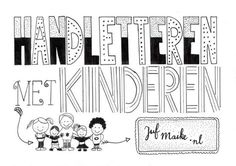 Handletteren+met+kinderen
