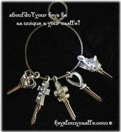 keystomycastle.com unlock your door with something you love