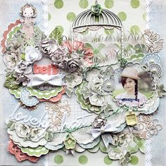 Lovely Hat - Scrapbook.com