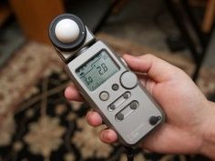 Light Meters 101 — When, Why And How To Use A Light Meter. http://www.apnphotographyschool.com/light-meters-101-when-why-and-how-to-use-a-light-meter/
