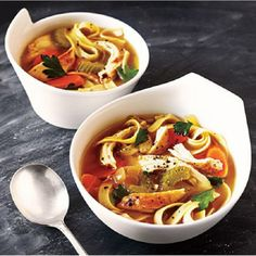 Top 10 Vitamin-Packed Soups with Chicken and Noodles