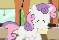 Sweetie Belle: Rather be!!!