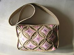 """Bag in the style of """"Origami"""". DIY step-by-step tutorial with pictures. Сумочка в стиле """"Оригами"""". Мастер-класс."""