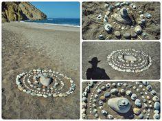 Playa Sombrerico. #FKK Strand bei #Mojacar im Naturpark am #Mittelmeer.