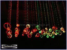 Żyrandol Światłowodowy Orbita rodzaj oświetlenia do pokoju